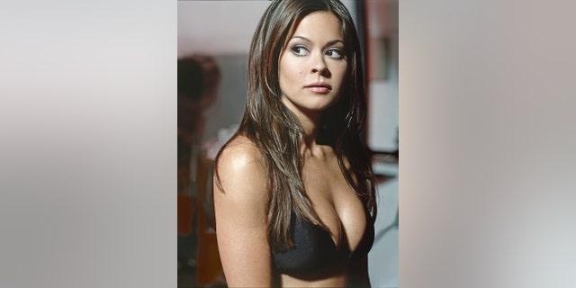 Brooke Burke circa 1996.
