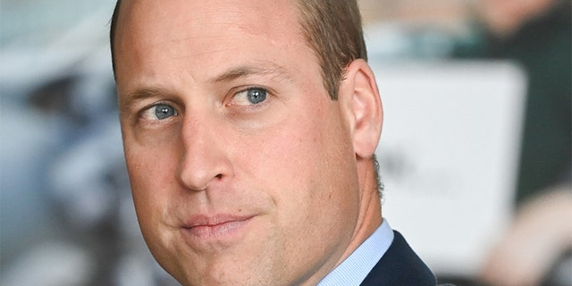 Britain's Prince William was reportedly diagnosed with coronavirus in April.