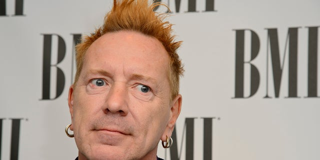 In an October interview with Fox News, Lydon said he has a penchant for rescuing the critters which he attracted with peanuts. (Photo by Ben A. Pruchnie/Getty Images)