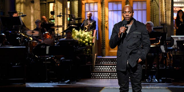 Dave Chappelle also organized
