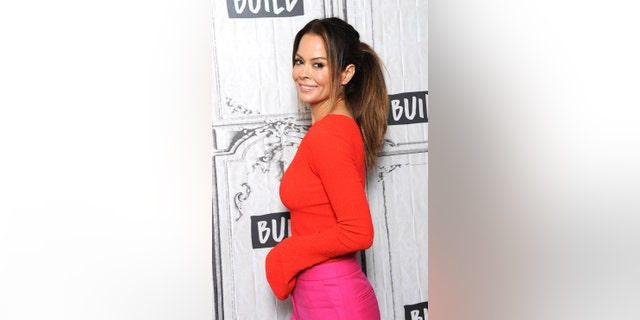 Brooke Burke is a proud mom of four.