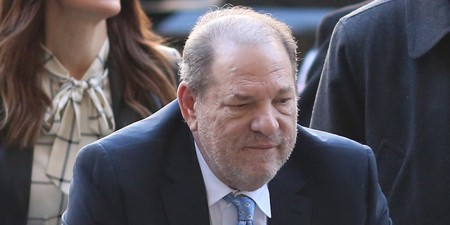 Harvey Weinstein has been sentenced to 23 years in prison after being convicted of rape and sexual assault. (Alec Tabak/New York Daily News/Tribune News Service via Getty Images)