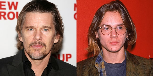 Ethan Hawke explained that the death of his co-star River Phoenix led him to avoid moving to Los Angeles.