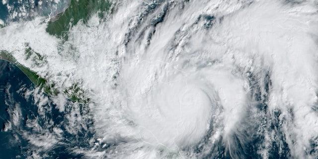 Hurricane Eta roared like a Category 4 hurricane as it approached Nicaragua on Tuesday, November 3, 2020.