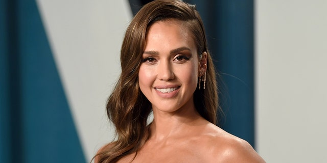 """Jessica Alba said that voting is """"amazing."""" (Getty Images)"""