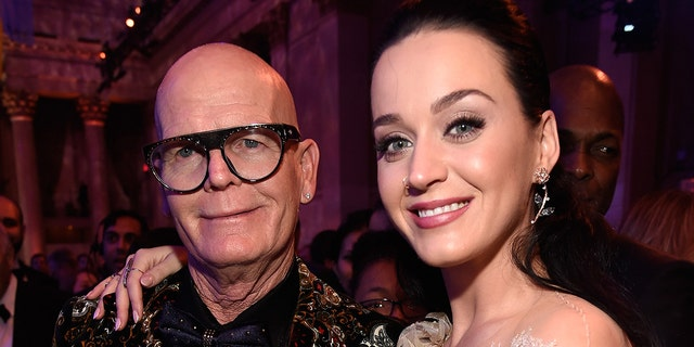 Katy Perry caught backlash for promoting her father's non-partisan clothing line.