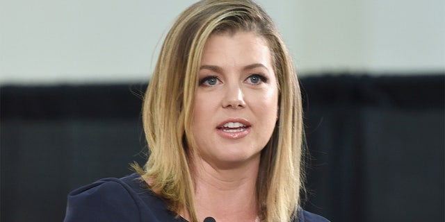 "Newly minted co-host Brianna Keilar hasn't been able to fix CNN's struggling morning show ""New Day."" (Photo by Joshua Blanchard/Getty Images for Politicon)"