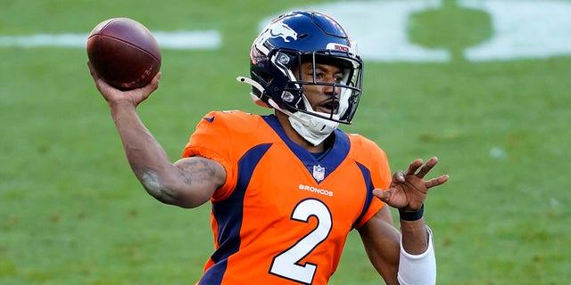Denver Broncos QBs ruled ineligible vs. New Orleans Saints