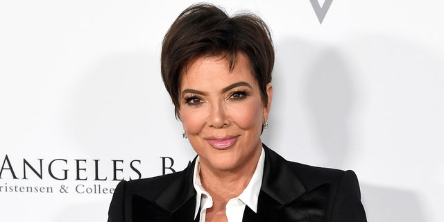 Kris Jenner said that she and her family members 'do what we can' when hosting events during the coronavirus pandemic. (Photo by Kevin Winter/Getty Images)