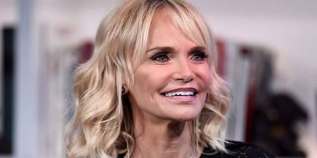 Kristin Chenoweth opened up about how her boyfriend injured her face during a fishing trip.