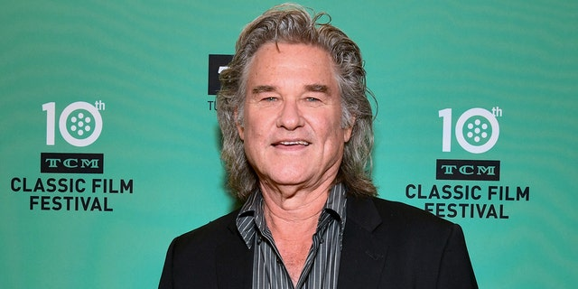 Kurt Russell said that celebrities should 'step away' from publicly voicing their political opinions. (Photo by Emma McIntyre/Getty Images for TCM)