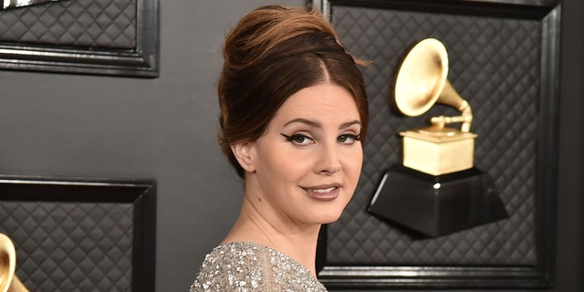 Lana Del Rey has addressed backlash over wearing what appeared to be a mesh face mask in public last month. (Photo by David Crotty/Patrick McMullan via Getty Images)