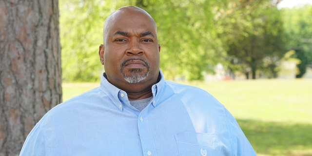 Republican Mark Robinson ran for North Carolina lieutenant governor. Photo courtesy of Robinson for NC