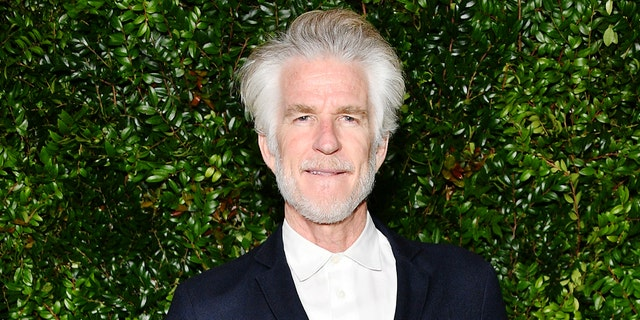 Matthew Modine estimates that his role in 'Full Metal Jacket' has helped him to get out of about 100 speeding tickets. (Photo by Dia Dipasupil/WireImage)