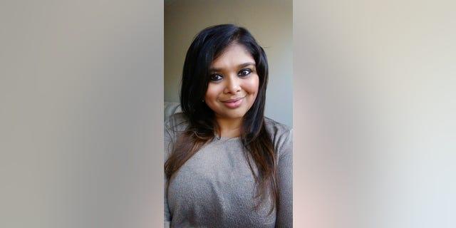Mayuri Saxena, pre-illness. (Photo courtesy: Mayank Saxena)