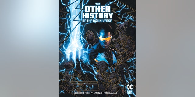 Book One of 'The Other History of the DC Universe' goes on sale Nov. 24 from DC.