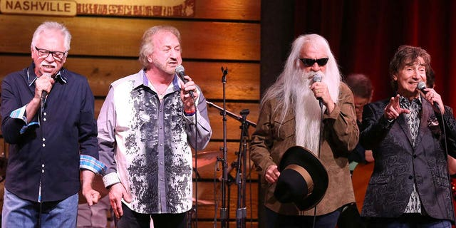 Oak Ridge Boys' Duane Allen recalls 'little grievances' within the band when their careers were 'exploding'
