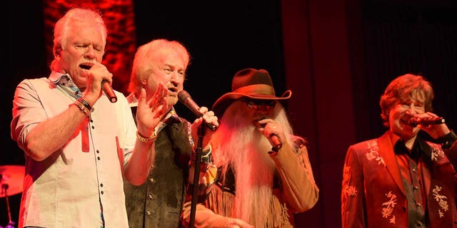 The Oak Ridge Boys have performed together for over 40 years and are currently preparing a new album. (Photo by Jason Kempin/Getty Images)