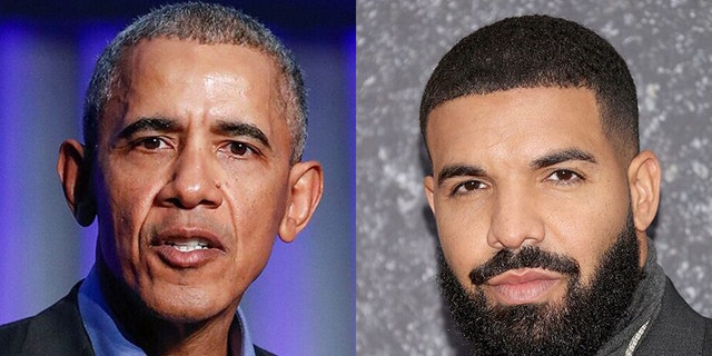 Barack Obama gave Drake his seal of approval to play him in a biopic.