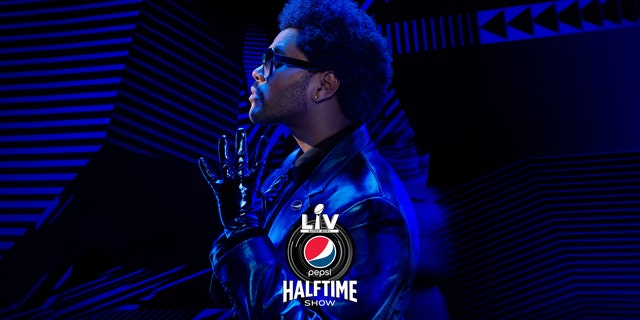 Canadian singer The Weeknd to headline the Pepsi Super Bowl halftime show