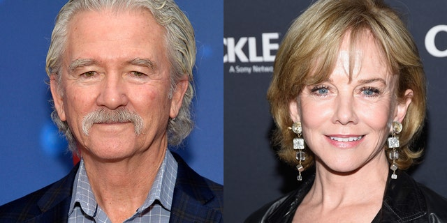 'Dallas' star Patrick Duffy said he and 'Happy Days' actress Linda Purl are in a 'happy relationship.'
