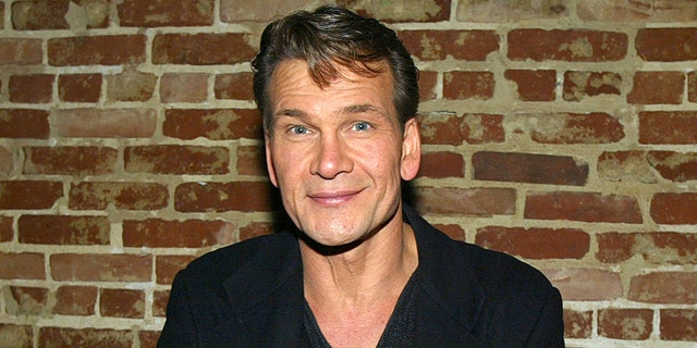 Patrick Swayze's widow says actor 'had to fight for' his role in 'Ghost'