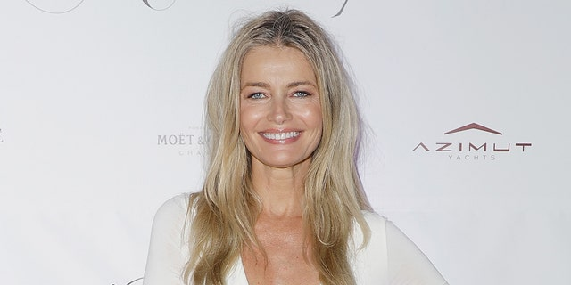 Paulina Porizkova said on Instagram that she's feeling 'stronger' and 'angrier' these days. (Photo by John Parra/Getty Images for Sports Illustrated)