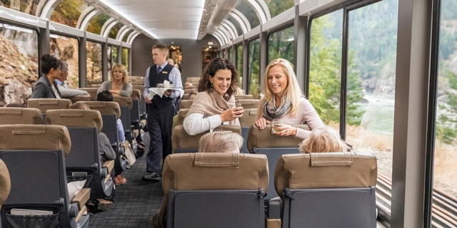 Canada-based luxury rail company Rocky Mountaineer will be launching a new route between Colorado and Utah next summer. (Rocky Mountaineer)