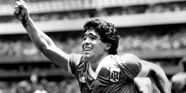 Diego Maradona, star footballer for Argentina and Napoli, dies aged 60