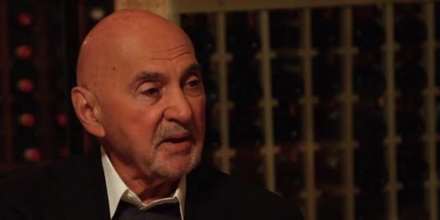 Ralph Natale, former Philly mob boss being interviewed Fox News' Eric Shawn.