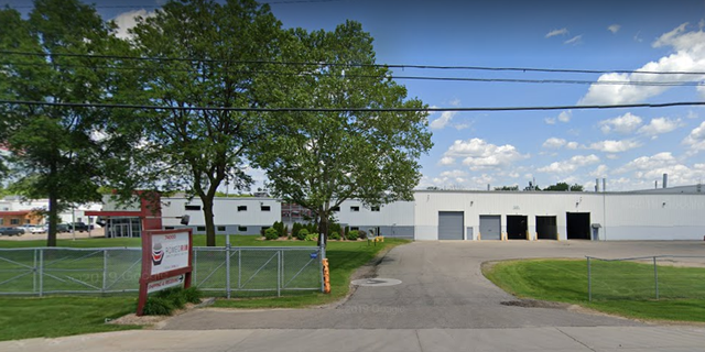 The employee was found dead at Romeo RIM Inc. in Bruce Township, Mich.