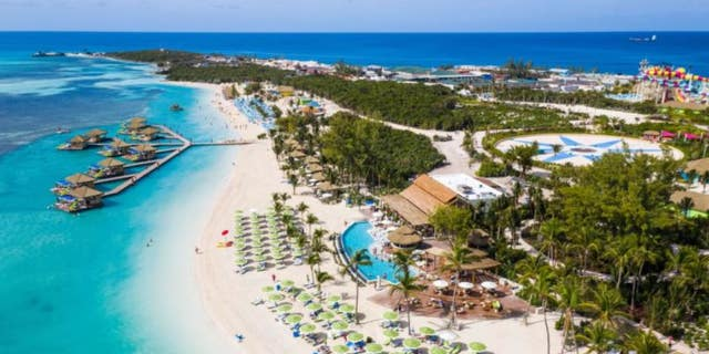 Royal Caribbean's first cruises next year may be short trips to CocoCay, its private island in the Bahamas, according to a report.