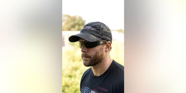 Former Navy SEAL Sean Matson served for 13 jare.