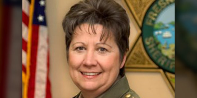 Sheriff Margaret Mims (Official photo)
