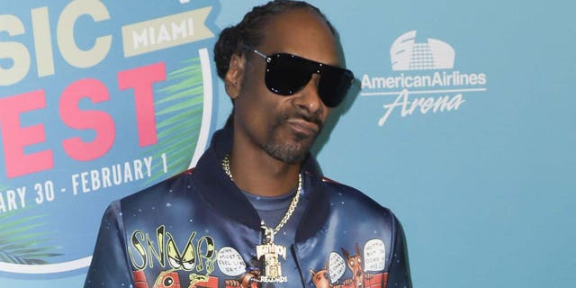 Snoop Dogg has vocally opposed Trump. (Getty Images)