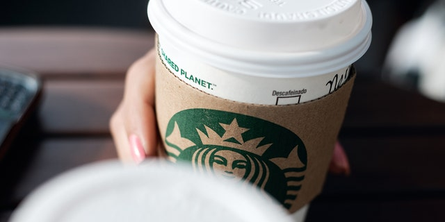 Starbucks drinkers can now pay for their coffee in cryptocurrency – bitcoin. (iStock)