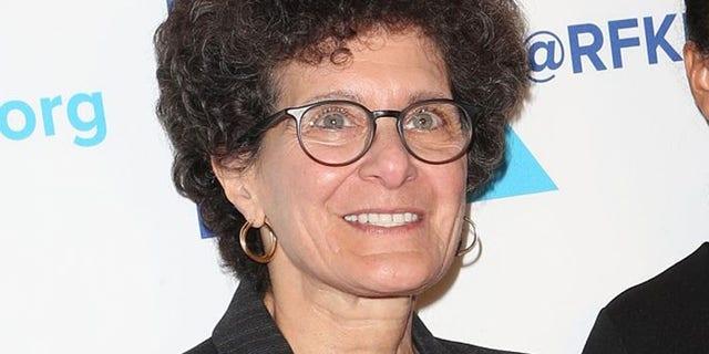 Susan Rosenberg, (Krista Kennell/Patrick McMullan via Getty Images, File)