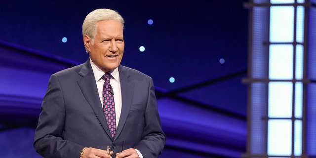 Alex Trebek hosted 'Jeopardy!' since 1984.