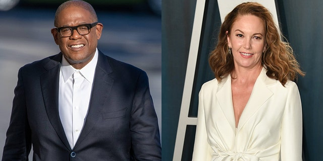Forest Whitaker and Diane Lane are among the celebs that spoke about what they're grateful for this year on Thanksgiving.