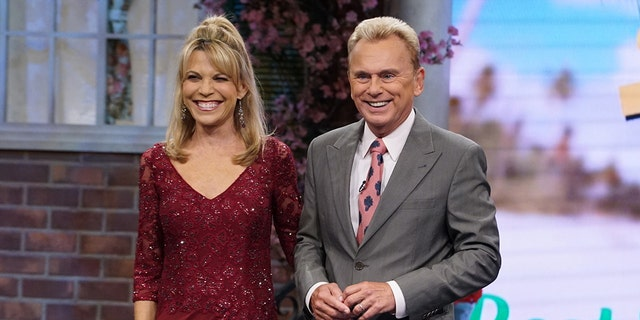 Pat Sajak and Vanna White have been worked on 'Wheel of Fortune' for 38 years together.