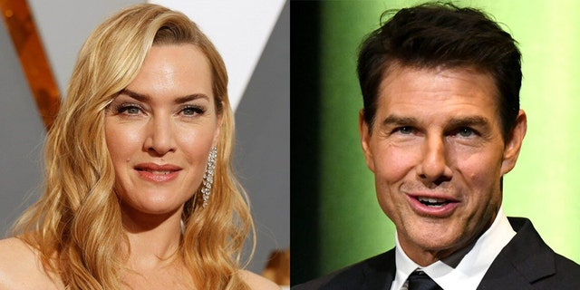 Kate Winslet reportedly broke a record previously held by Tom Cruise.