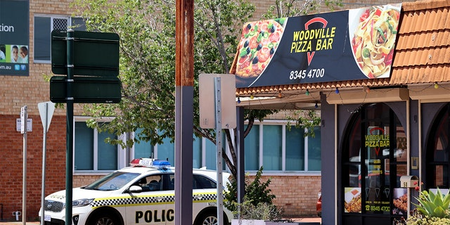 A Woodville Pizza Bar employee lied to contacts about working at the restaurant, leading to a nationwide shutdown in southern Australia, officials said Friday.  (Photo by Kelly Barnes / Getty Images)