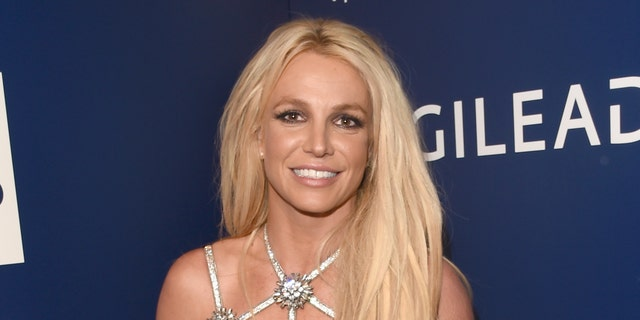 Britney Spears said she's on a vacation in order to 'work on myself.'