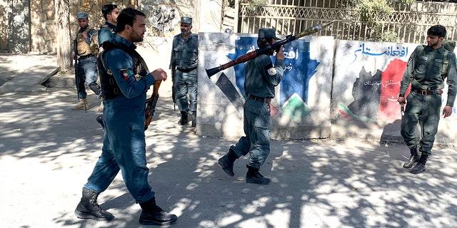 Gunmen kill at least 10 students in attack on Accept University