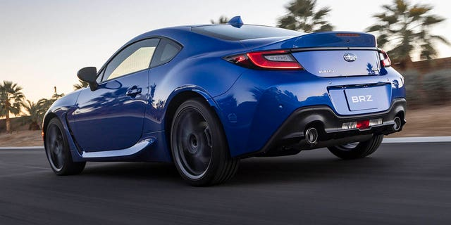 2022 Subaru BRZ Launches with 228 HP, Lightest RWD 2+2 Sports Car in the U.S.