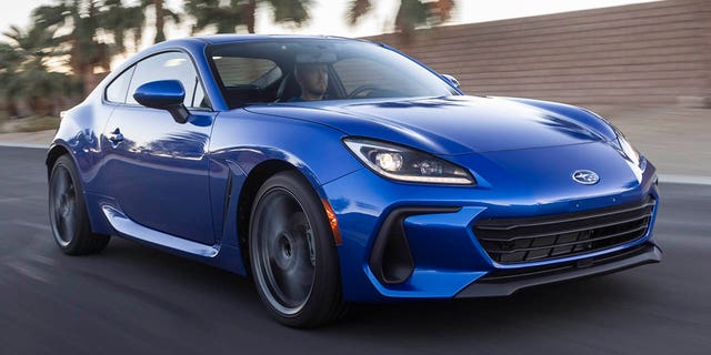 All-new Subaru BRZ breaks cover with more oomph