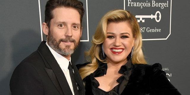Brandon Blackstock and Kelly Clarkson split in June 2020.