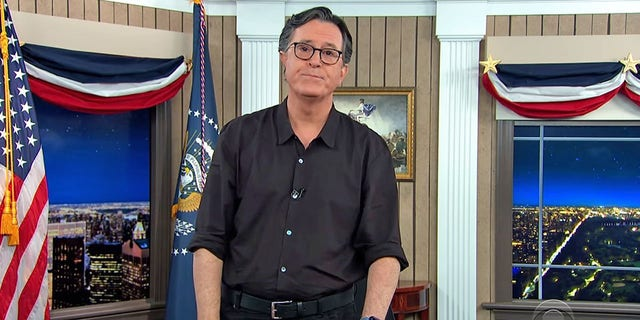 Stephen Colbert revealed he's been diagnosed withbenign positional vertigo.