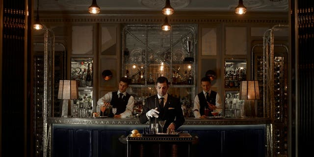 London's Connaught Bar was named the best bar in the world on Thursday.  (50 best bars in the world)