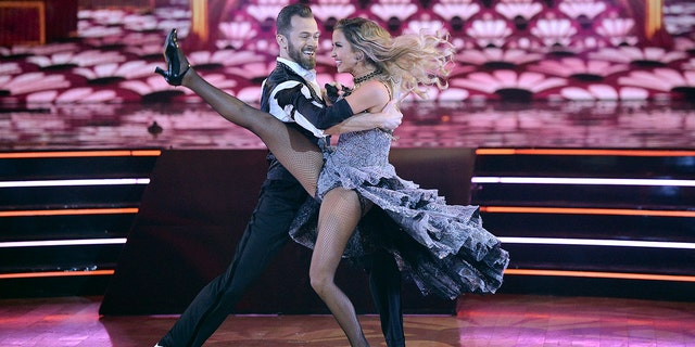 Kaitlyn Bristowe and Artem Chigvintsev competed alongside four celebrity and pro-dancer couples for the mirrorball trophy.